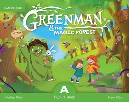 [9788490368251] PLATAFORMA GREENMAN AND THE MAGIC FOREST A PUPILS BOOK