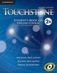 [9781107498785] TOUCHSTONE 2ED STUDENTS BOOK ONLINE COURSE & ONLINE WORKBOOK 2B